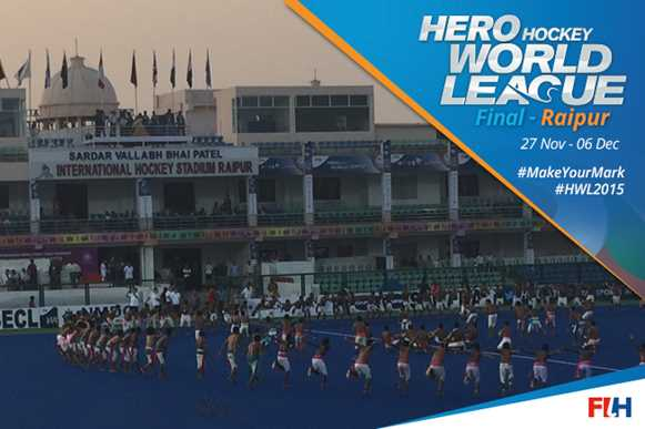 Raipur, more than just hockey! | FIH