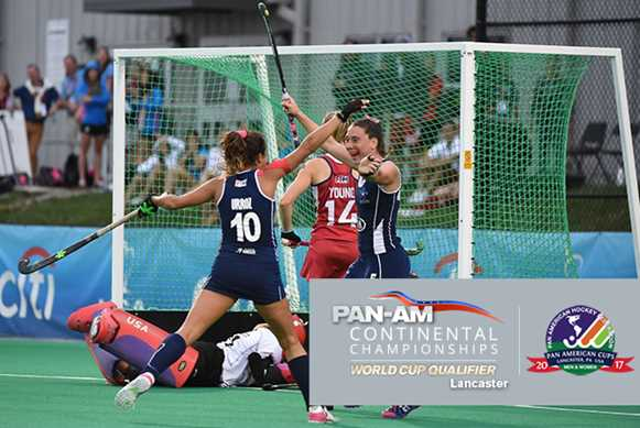 Chile prove too hot for USA in Pan Am Cup semi-final | FIH
