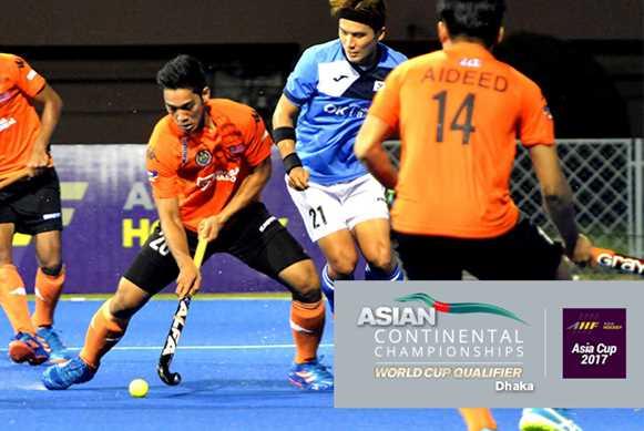 India, Malaysia, Pakistan and Korea reach Super 4s at men's