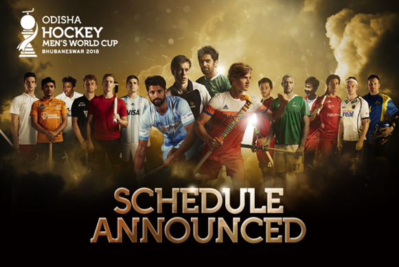 Pools And Match Schedule For Odisha Hockey Men S World Cup