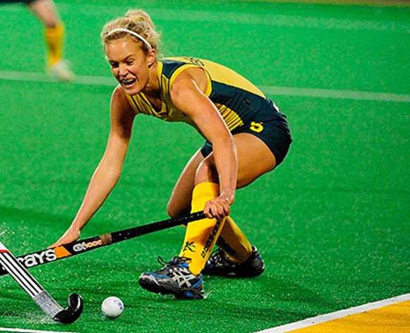 Australia selects 2010 women's squad | FIH