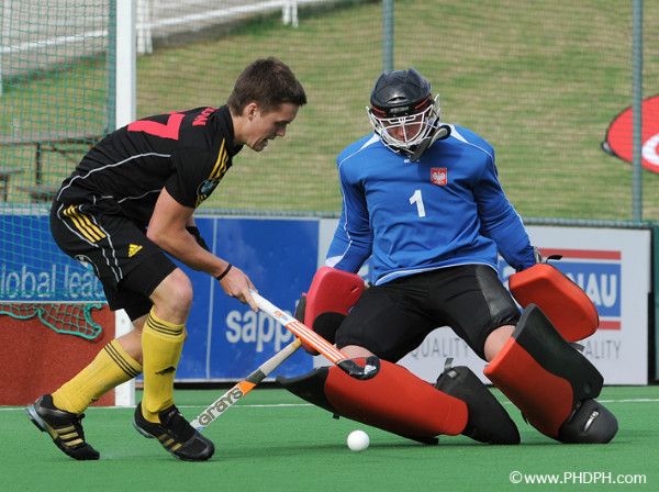 Tom Boon will join his sister, Jill, at the 2012 Olympics. It is the only sibling pair in hockey at this Olympics.