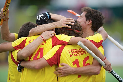Owen G Glenn FIH Champions Trophy - Day 2 - Spain v Pakistan