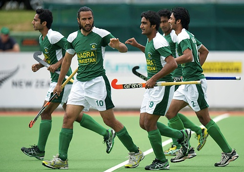 Pakistan is one of the most decorated men's Olympic teams