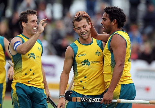Owen G Glenn FIH Champions Trophy - Day 5 - Australia v New Zealand