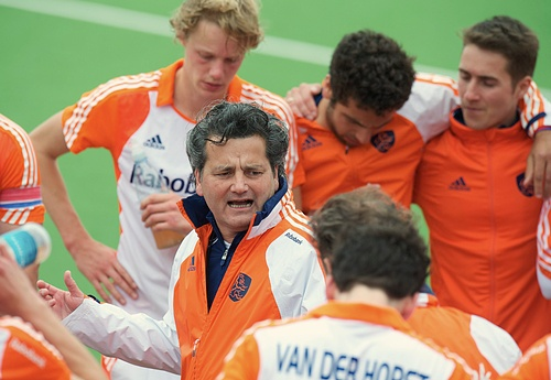 Dutch head coach Paul van Ass made some tough cuts for the Olympic team