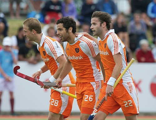 The Dutch men look ahead to London with a new look to the team.