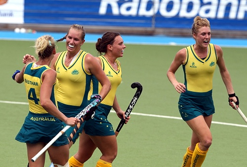 Rabo FIH Champions Trophy - Day 3 - Australia v Germany