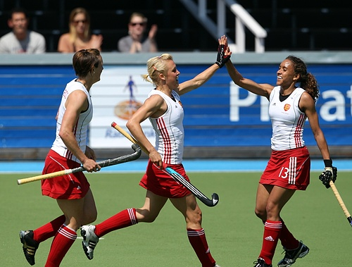 Rabo FIH Champions Trophy - Day 4 - England v Germany