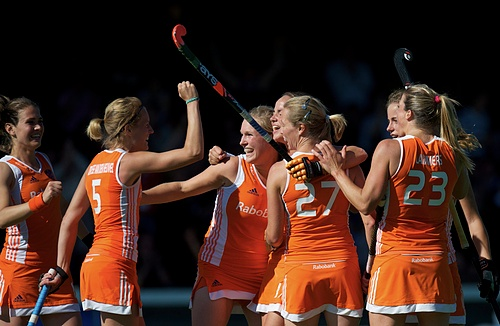 The Netherlands take over the #1 in the FIH Women's World Ranking