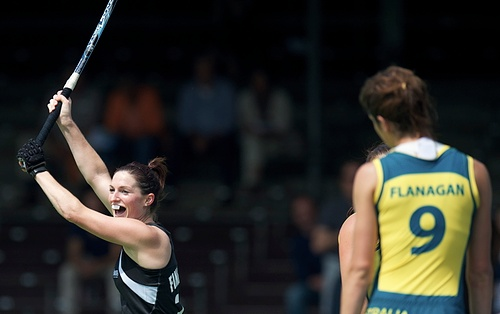 Rabo FIH Champions Trophy - Day 3 - Australia v New Zealand