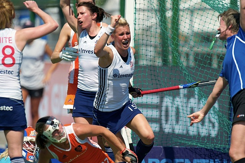 Argentina FIH Champions Trophy – Day 2 – Great Britain v Netherlands