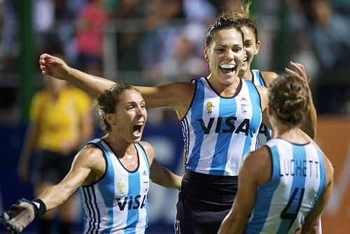 Argentina FIH Champions Trophy - Day 4 - Argentina v China