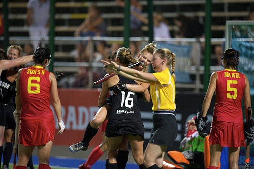 Argentina FIH Champions Trophy - Day 5 - New Zealand v China