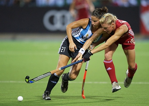 Argentina FIH Champions Trophy - Day 7 - Argentina v Great Britain