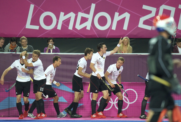 The men's gold medal game was the tip of the iceberg for hockey in London