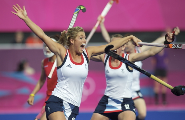 Things are looking rosy for the unbeaten Great Britain team