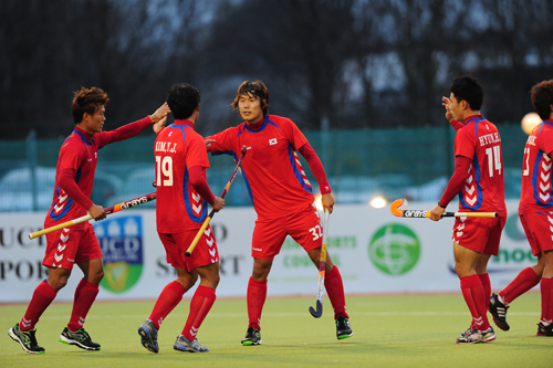 Korea will rely on their teamwork to power through the Olympics