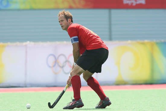 Rob Short (Canada) in action at the 2008 Olympic Games in Beijing