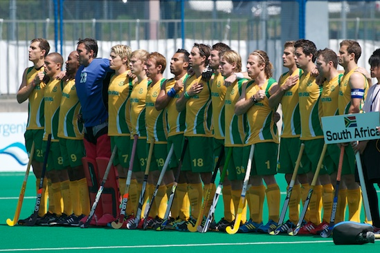South Africa finalized its men's and women's teams for London