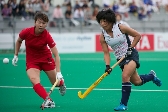Japan and Azerbaijan will meet in Saturday's Olympic Qualifier final. Japan won the round robin meeting, 4-1