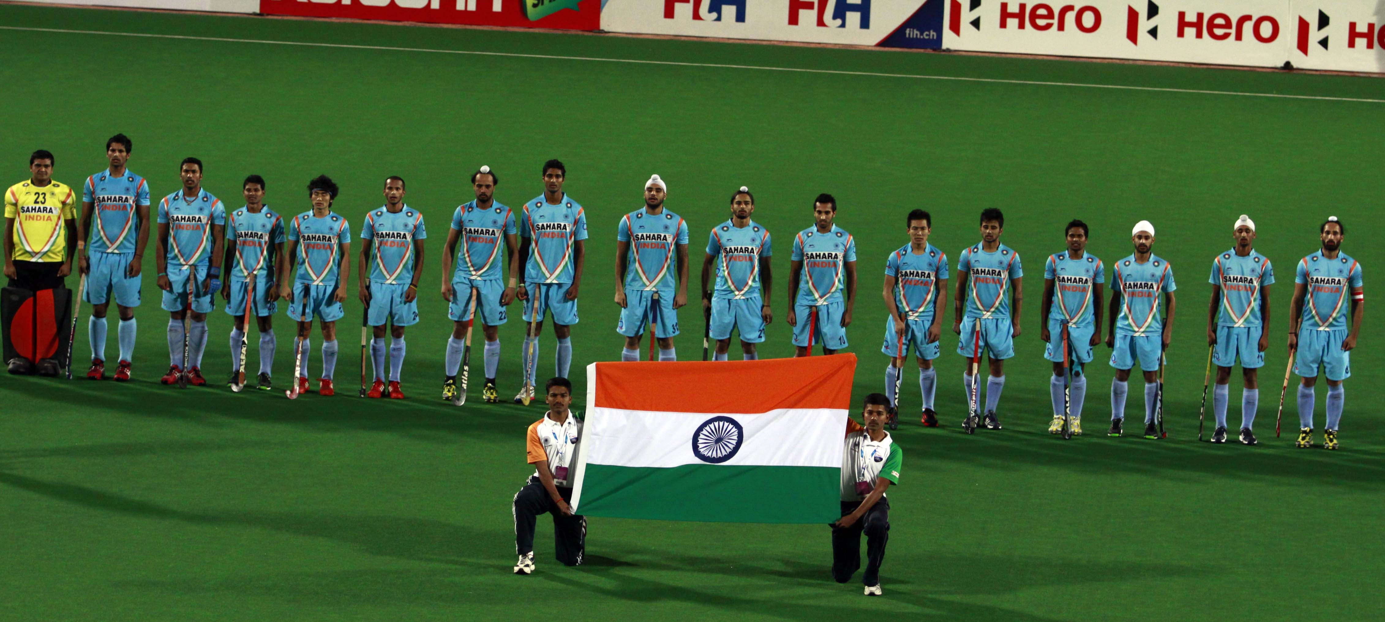 India hockey world league 2012-13 KreedOn