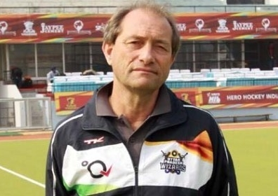 Roelant Oltmans, the new High Performance Director of Hockey India
