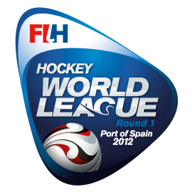 2012 World League R1 Women - Port of Spain