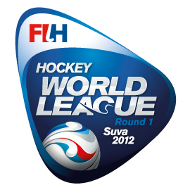 2012 World League R1 Women - Suva