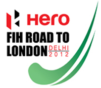 Hero FIH Road to London (Women) Delhi 2012