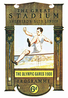 1908 Mens Olympic Games