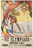 1920 Mens Olympic Games