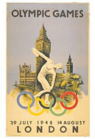 1948 Mens Olympic Games