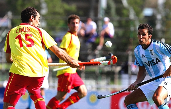 Argentina and Spain draw in Córdoba
