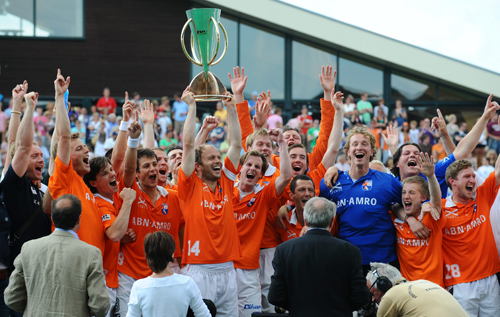 2009 EHL champions HC Bloemendaal will take to the field in Mulheim