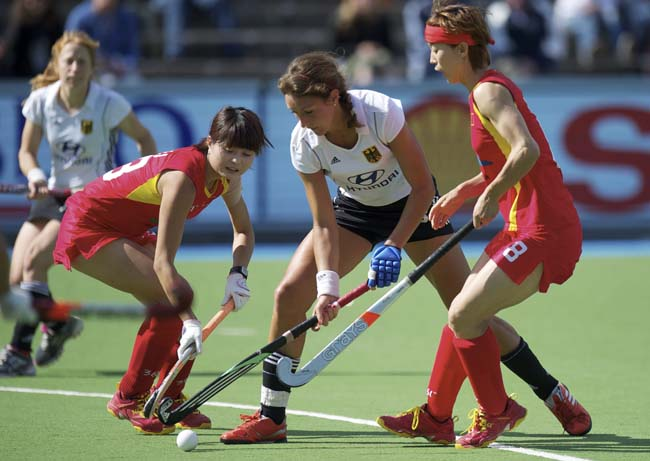 China and Germany were both added to the 2012 Champions Trophy line-up