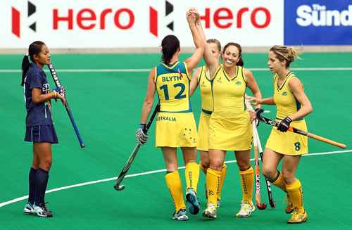 The Hockeyroos were comfortable winners against India in the LISS Final