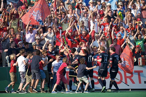 KHC Dragons will host Round 1.2 of this season's EHL