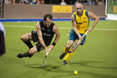 Australia completed a clean sweep of New Zealand
