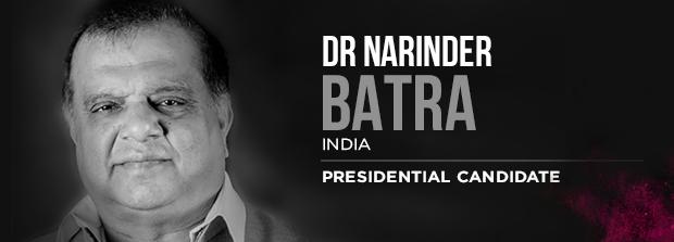 Image result for Dr Narinder Batra IMAGES