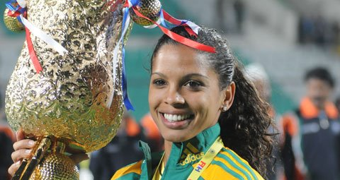 South Africa legend Marsha Cox retires | FIH