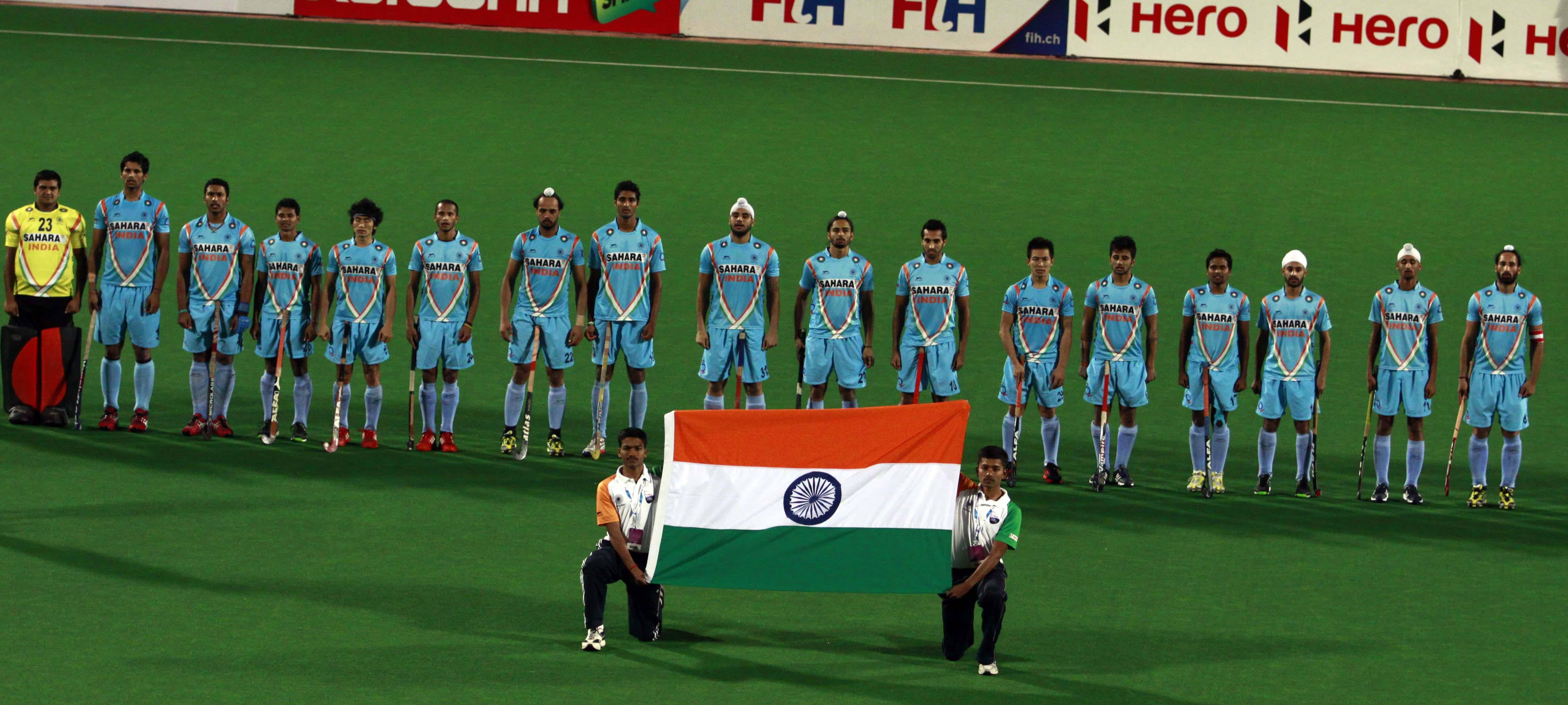 India hockey world league 2012-13 KreedOn